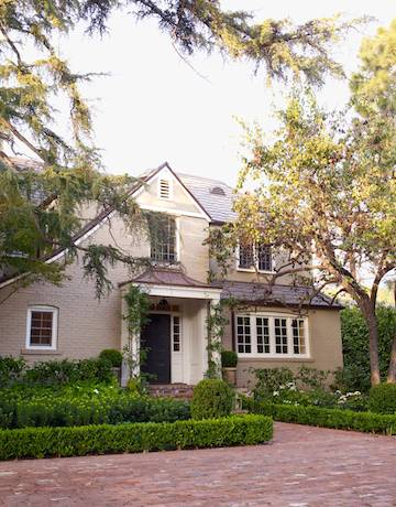 Identifying your style garden home party for American classic house style