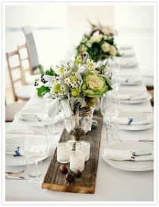 Table settings and a good recipe | Garden, Home & Party