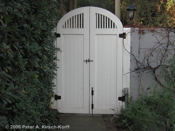 Garden gates garden home party for House garden gate design